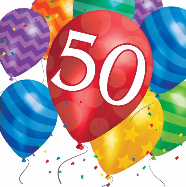 SYC's 50th Anniversary Events