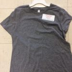 Ladies Slim Cut Triblend Grey